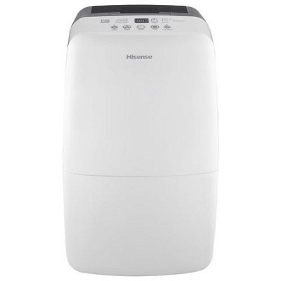 Energy Star 50 Pint 2-Speed Dehumidifier with Built-In Pump