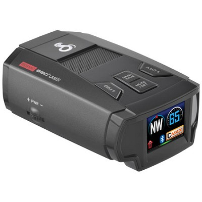 SPX 7800BT Maximum Performance Radar/Laser/Camera Detector
