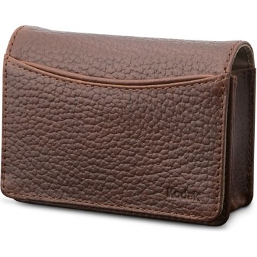 Premiere Leather Camera Case - Cowboy Brown