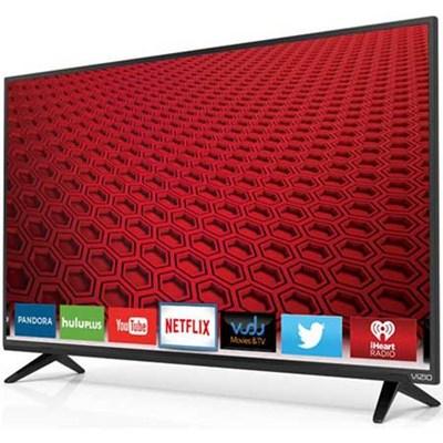 E40-C2 - E-Series 40-Inch 120Hz 1080p Smart LED HDTV - OPEN BOX