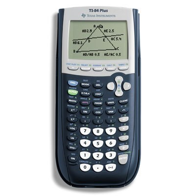 Plus Graphics Calculator - 84PL/TBL/1L1/A