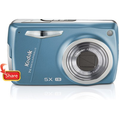 EasyShare M575 14MP 3.0` LCD Digital Camera (Blue)