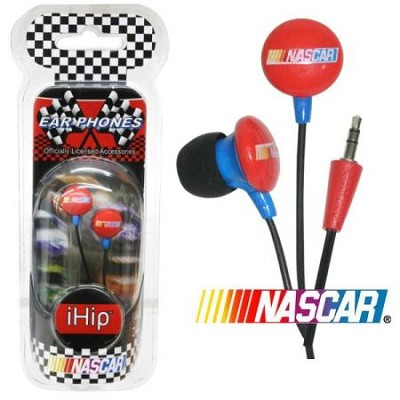 RCF10265RE24/72 NASCAR RED EARBUDS