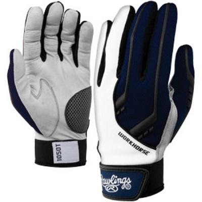 BGP1050T - 1050 Workhorse Batting Gloves, Navy, Medium