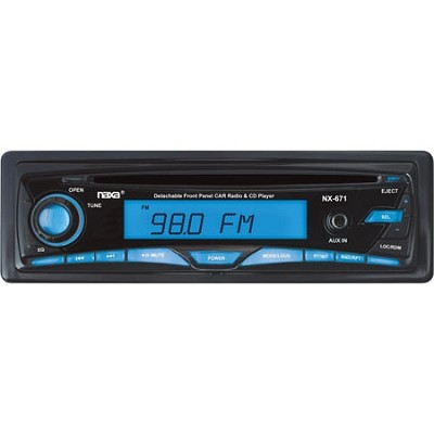 Naxa Car Stereo Reviews