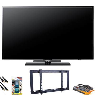 UN46EH6000 46 inch 120hz LED HDTV Value Bundle