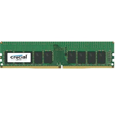 16GB Single DDR4 2133 MTs CL15 288-Pin Server Memory - CT16G4WFD8213