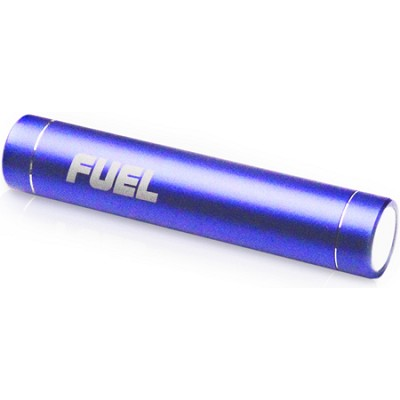 FUEL Active Mobile 2000 mAh Battery w/ LED Flashlight - Blue (PCPA20001BL)
