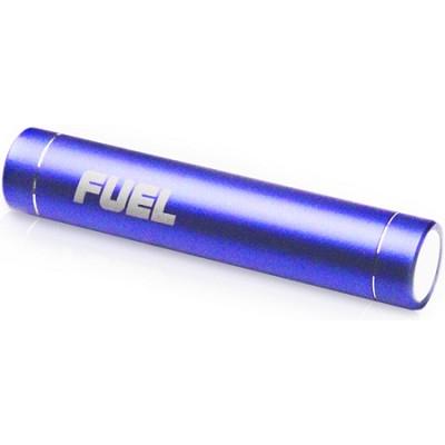FUEL Active Mobile 2000 mAh Battery w/ LED Flashlight - Blue (PCPA20001BL)