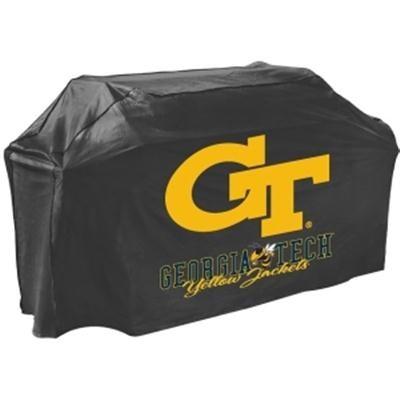 Georiga Tech Grill Cover in Black - 07713GTGD