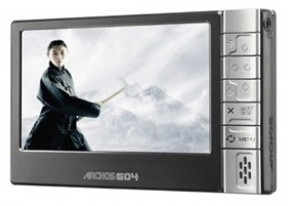 604 Portable MultiMedia Player