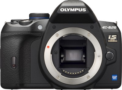 E-620 12.3MP 2.7` LCD Digital SLR (Body)