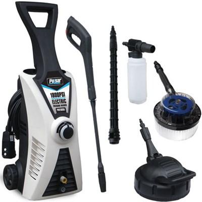 PWE1800K Electric Pressure Washer w/Accessory Bundle 1800 PSI - OPEN BOX
