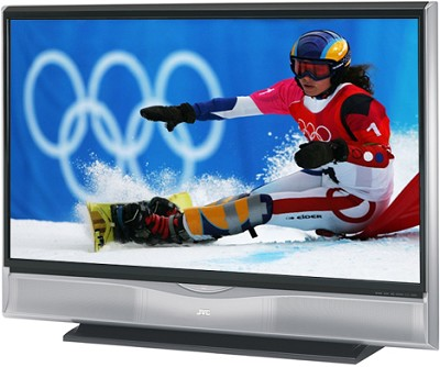 HD-56G887 HD-ILA 56` High-definition LCoS Rear Projection TV (Silver)