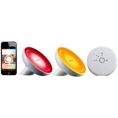 Friends of Hue Bloom Starter Pack Wireless Lighting LED Bulbs (259531)