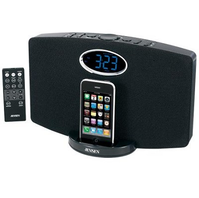 JiMS-211i Docking Digital Music System for iPod and iPhone