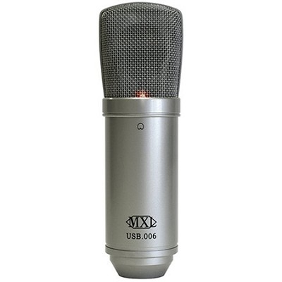 USB006 USB Cardioid Condenser Microphone