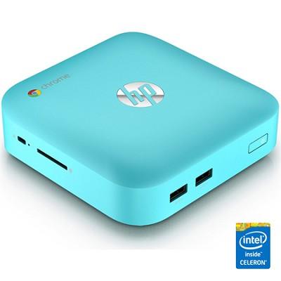 CB1-016 Turquoise Chromebox - Intel Celeron 2955U Processor
