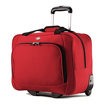 Splash 2 Wheeled Boarding Bag - Tango Red