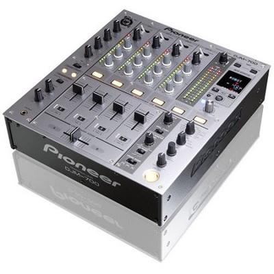 DJM-700S 96Khz / 24 bit Professional DJ Mixer (Silver)