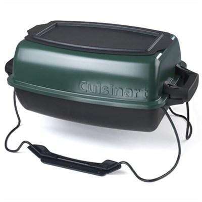 Griddlin' Grill Portable Gas Grill (CGG-080) - OPEN BOX