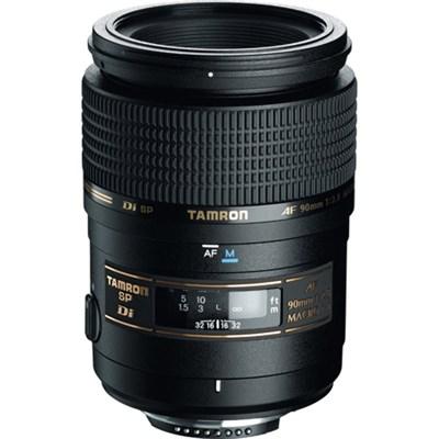 SP AF 90 F/2.8 Di 1:1 MACRO FS= 55/NIKON AF-D Lens for Nikon Mounts (OPEN BOX)