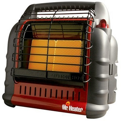 Portable Propane Heater 4,000, 9,000 and 18,000 BTU/Hr. (Standard) - MH18B