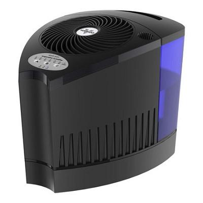 Evap3 Whole Room Evaporative Humidifier, Black