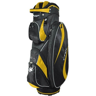CRX Cart Bag - Yellow/Black
