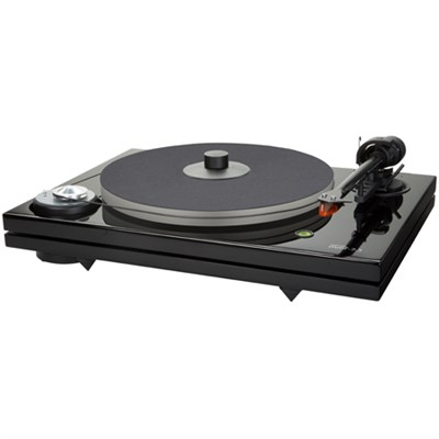 MMF-7.3 2-Speed Audiophile Turntable w/ Ortofon 2M Bronze Cartridge - Black