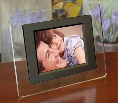 NuVue 560 - 5.6` LCD Digital Photo Album