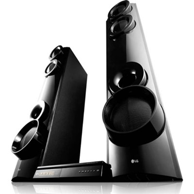 LHB675 1000W X-Boom Home Theater System with Blu-ray 3D Disc Player