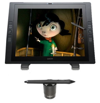 CINTIQ 21UX 21 ` Interactive Pen Display - Graphics Monitor with Digital Pen