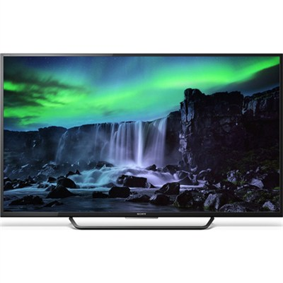 XBR-55X810C - 55-Inch 4K Ultra HD 120Hz Android Smart LED TV - OPEN BOX