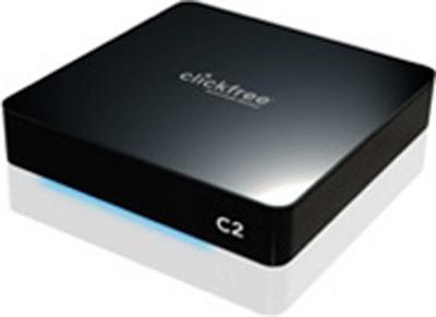 C2 Portable Backup - Hard drive - 1 TB - external - SuperSpeed USB - black