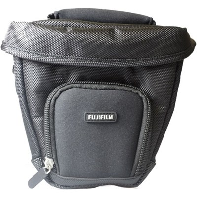 Finepix Super-Zoom V-Shaped Digital Camera Case (Black)