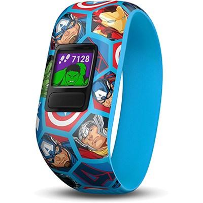 Vivofit jr. 2 - Stretchy Avengers - Activity Tracker for Kids 010-01909-22