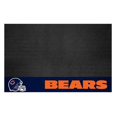 NFL Chicago Bears Vinyl Heavy Duty Grill Mat