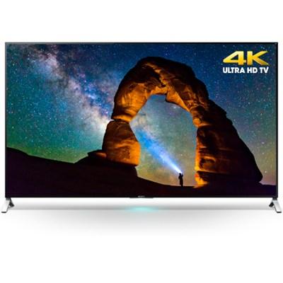 XBR75X910C - 75-inch 4K Ultra HD 3D Smart LED TV