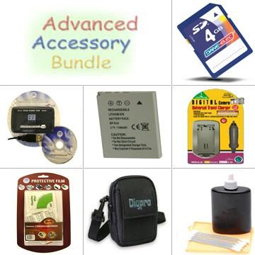 Platinum Accessory Kit for Coolpix S-Series Digital Cameras