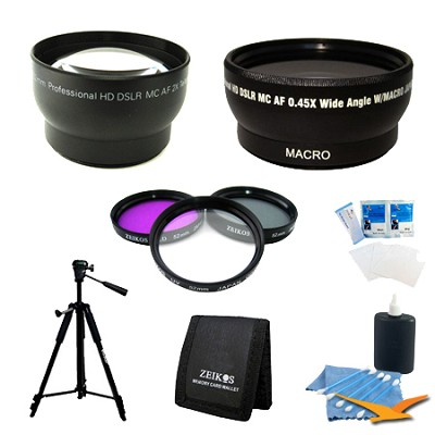 Pro Shooter 52mm lens kit