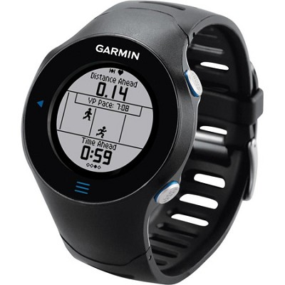 Forerunner 610 Touchscreen GPS Watch wth Heart Rate Monitor