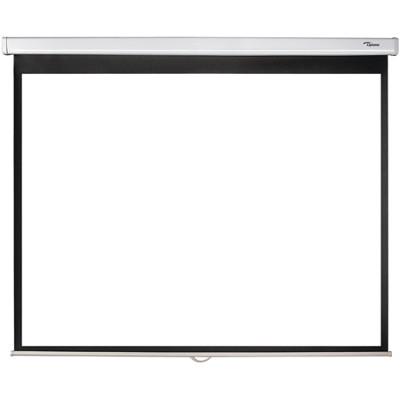 Panoview DS-3084PMG 84 Inch 4:3 Manual Pull-Down Projector Screen