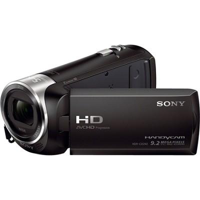 HDR-CX240/B Entry Level Full HD 60p Camcorder - Black