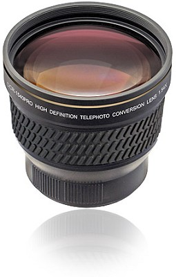 DCR-1540 High Definition Telephoto Lens 1.54x