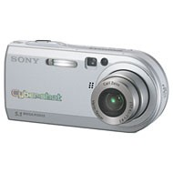 CYBERSHOT DSC-P100 DIGITAL CAMERA