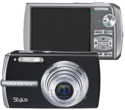 STYLUS 1200 Digital Camera (Black)