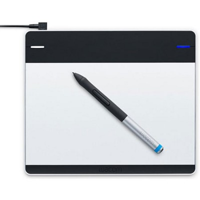 Intuos Pen Tablet Small (Mac/PC)(CTL480) - OPEN BOX