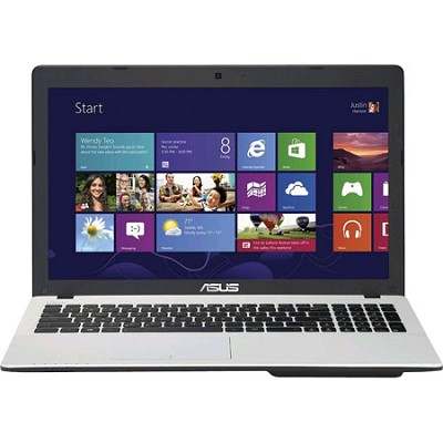 15.6` K552EA-DH41T HD Touch Notebook PC - AMD A4-5000 Quad Core Processor