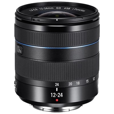 Ultra Wide Angle Zoom 12-24mm F4-5.6 ED NX Camera Lens - OPEN BOX